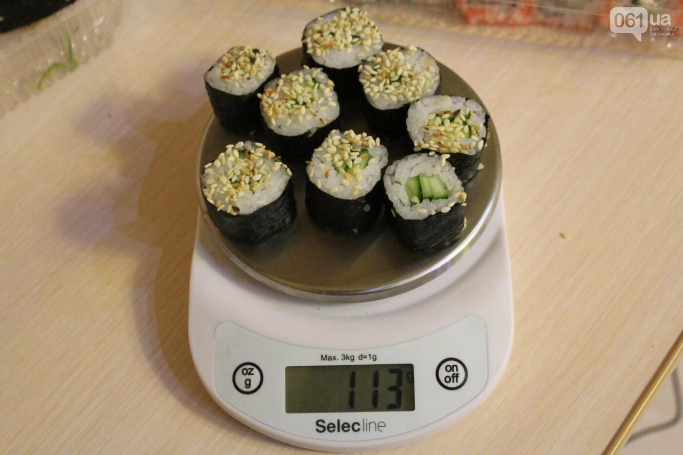 Тест-драйв доставки суши в Запорожье: 24rolls , фото-22