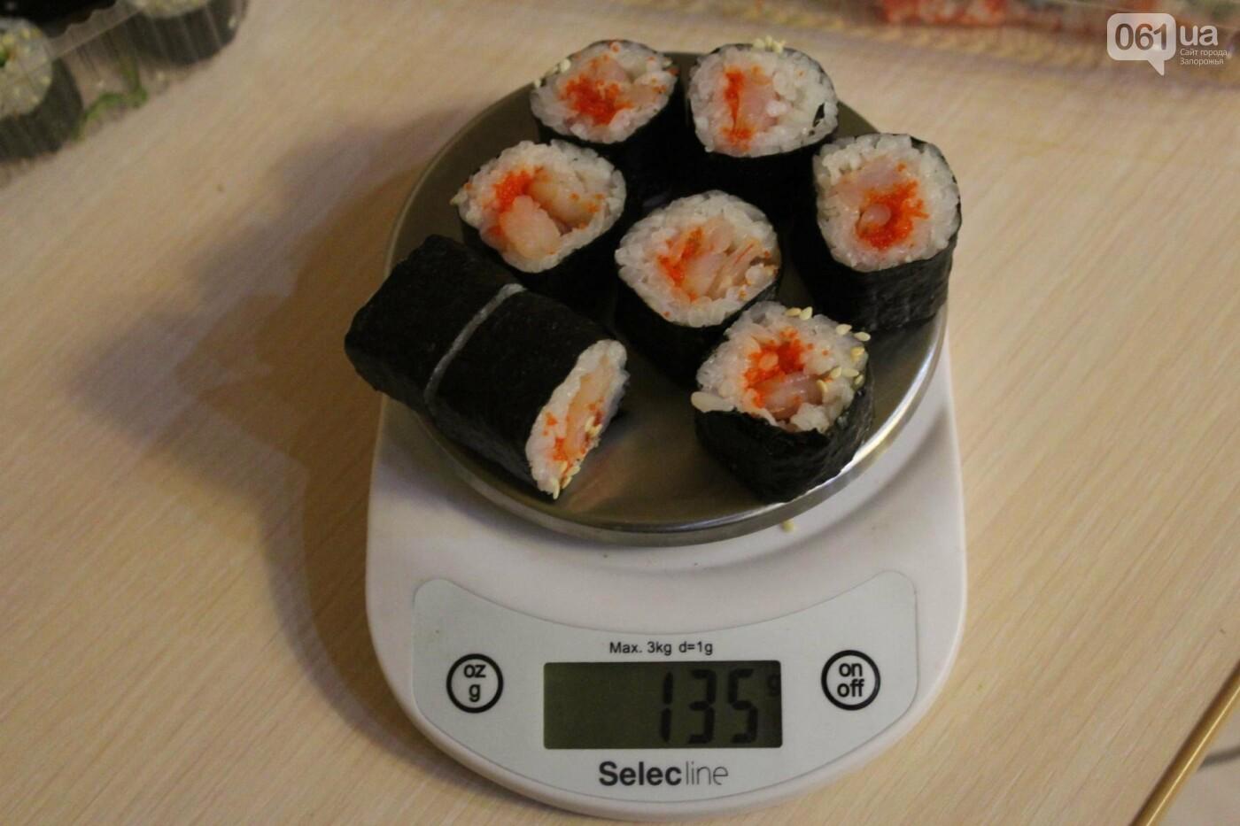 Тест-драйв доставки суши в Запорожье: 24rolls , фото-24