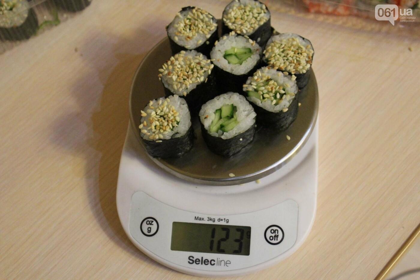 Тест-драйв доставки суши в Запорожье: 24rolls , фото-23