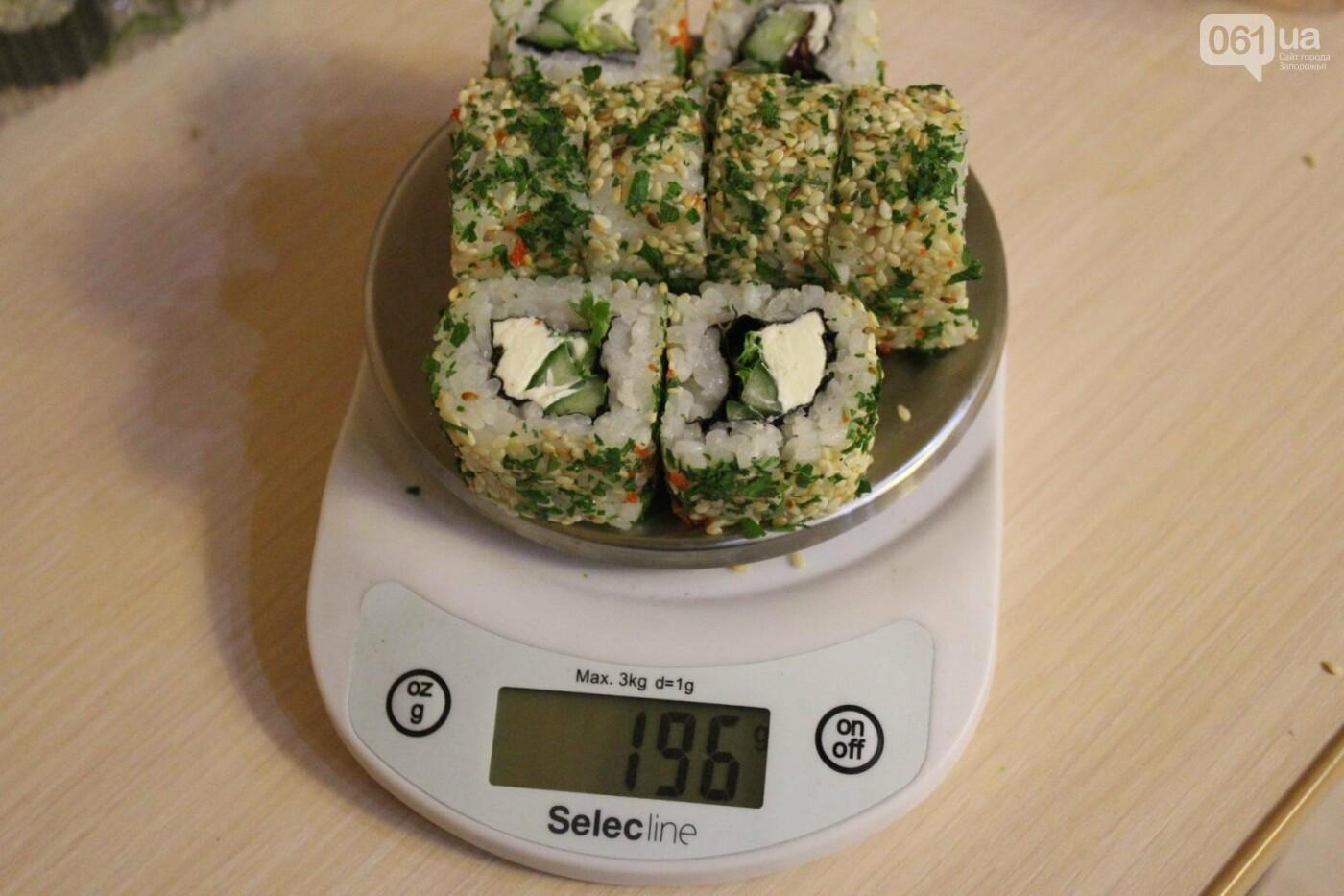 Тест-драйв доставки суши в Запорожье: 24rolls , фото-27