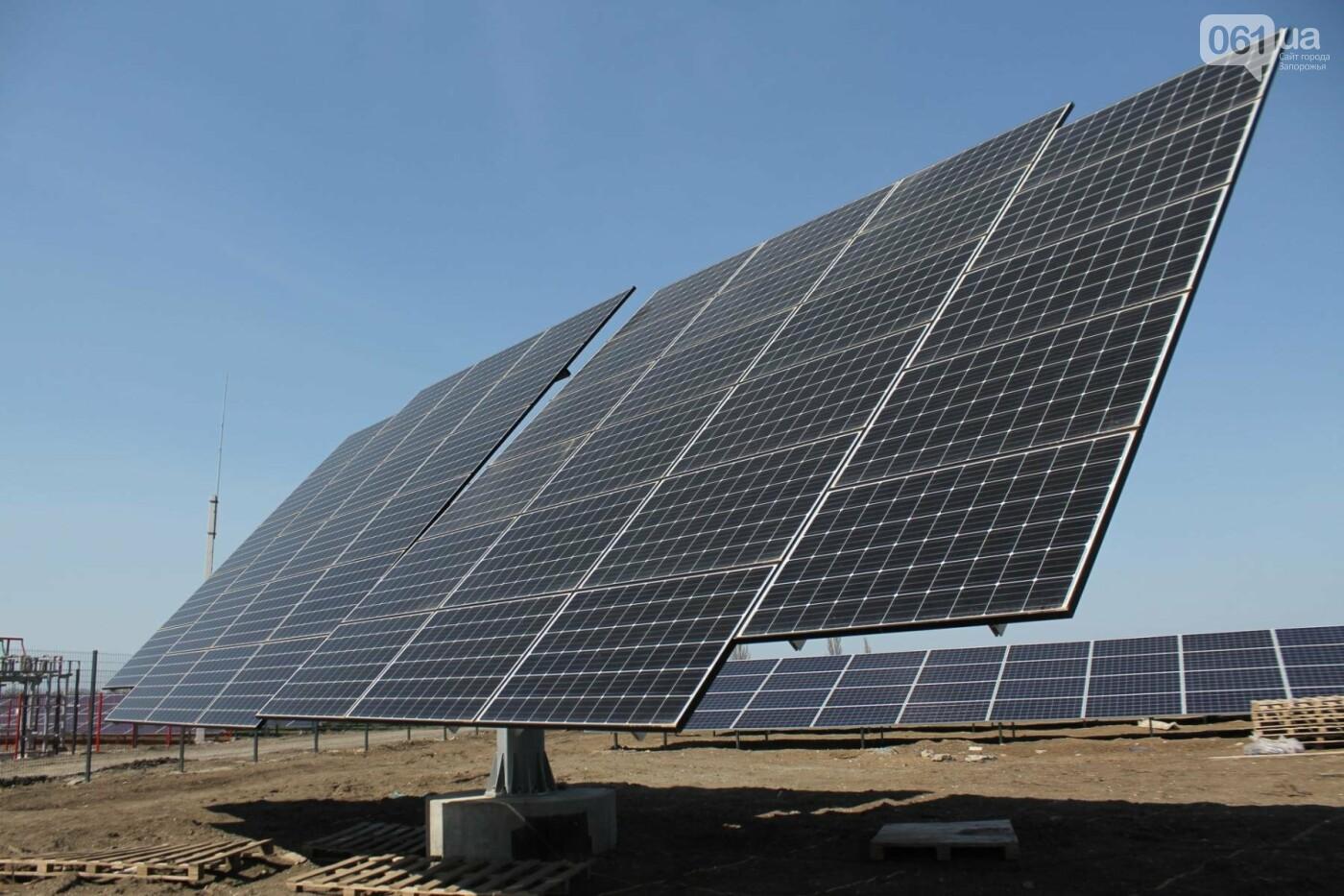 В запорожской громаде на месте свалки построили солнечную электростанцию: как она выглядит, – ФОТОРЕПОРТАЖ, фото-12
