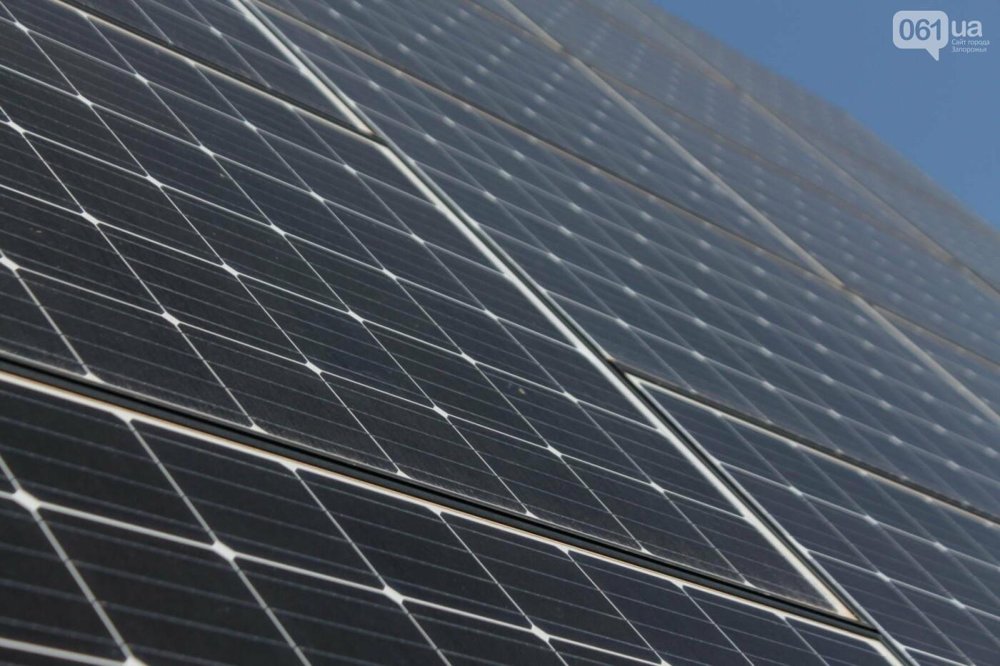 В запорожской громаде на месте свалки построили солнечную электростанцию: как она выглядит, – ФОТОРЕПОРТАЖ, фото-2