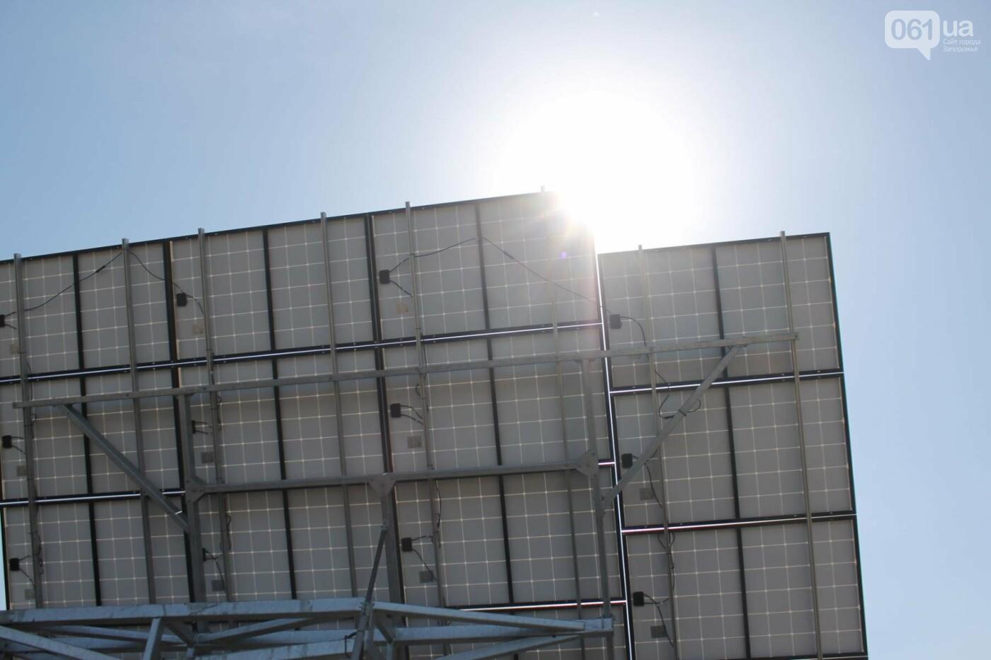 В запорожской громаде на месте свалки построили солнечную электростанцию: как она выглядит, – ФОТОРЕПОРТАЖ, фото-7