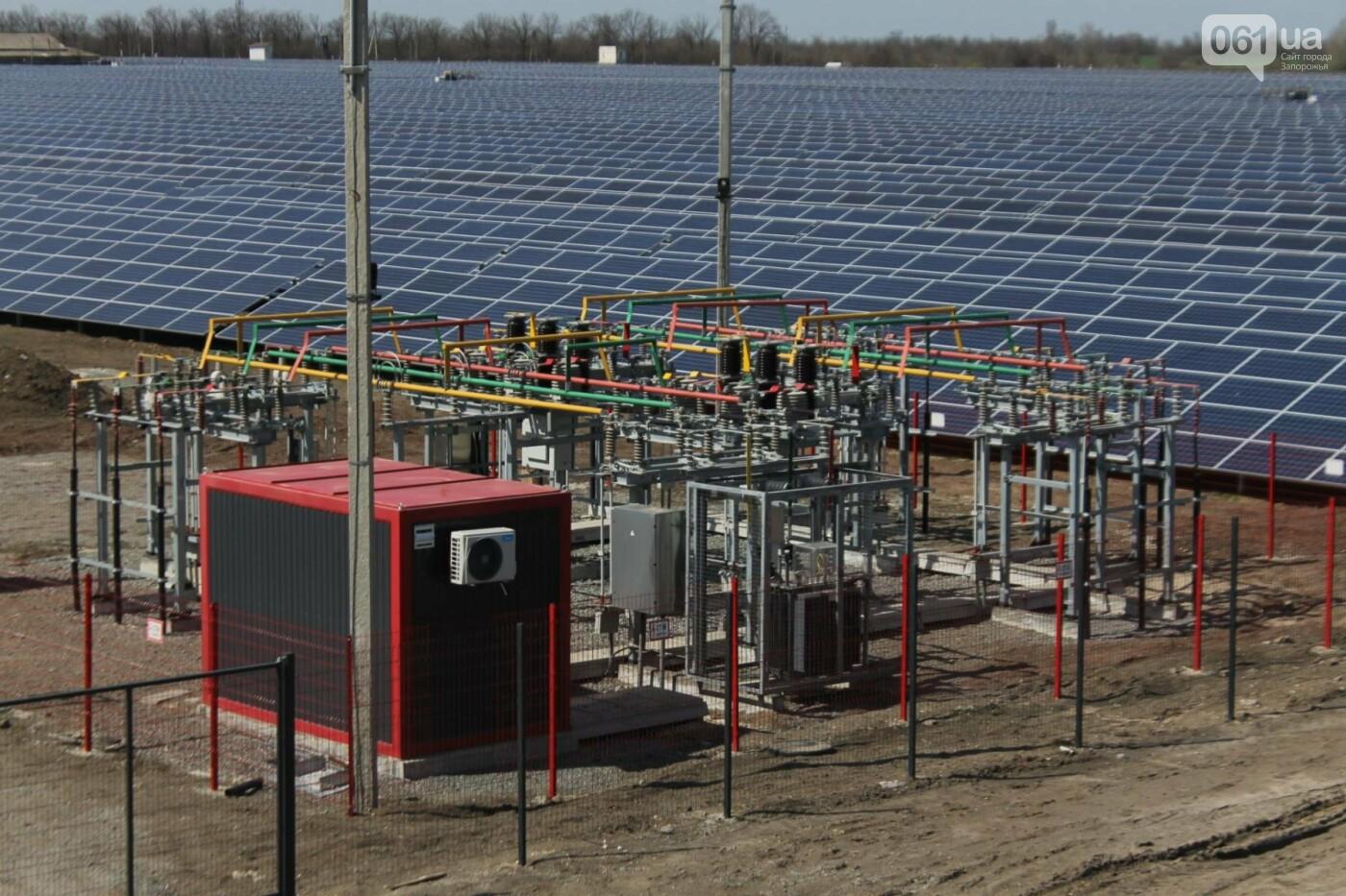 В запорожской громаде на месте свалки построили солнечную электростанцию: как она выглядит, – ФОТОРЕПОРТАЖ, фото-11
