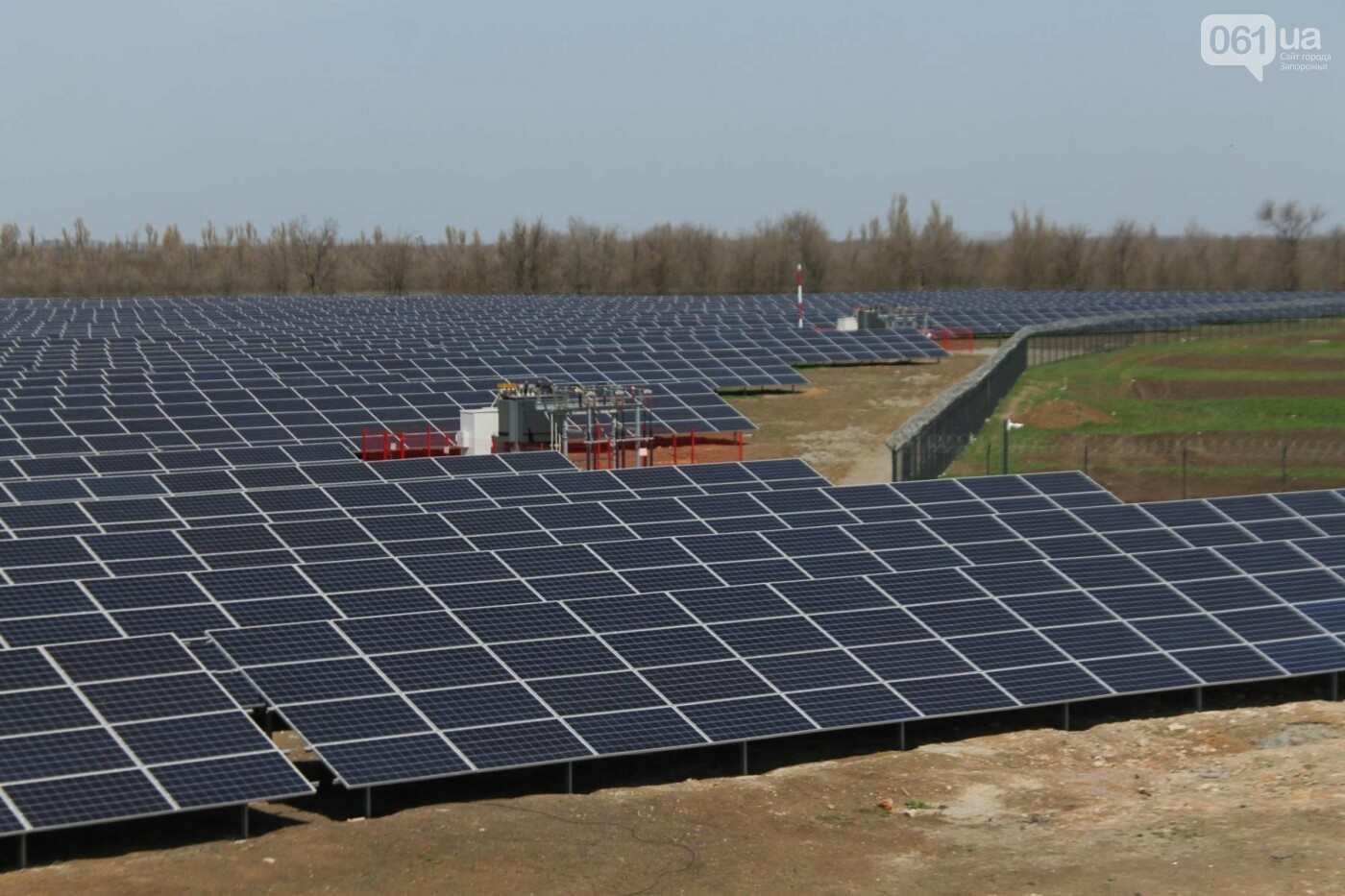 В запорожской громаде на месте свалки построили солнечную электростанцию: как она выглядит, – ФОТОРЕПОРТАЖ, фото-5
