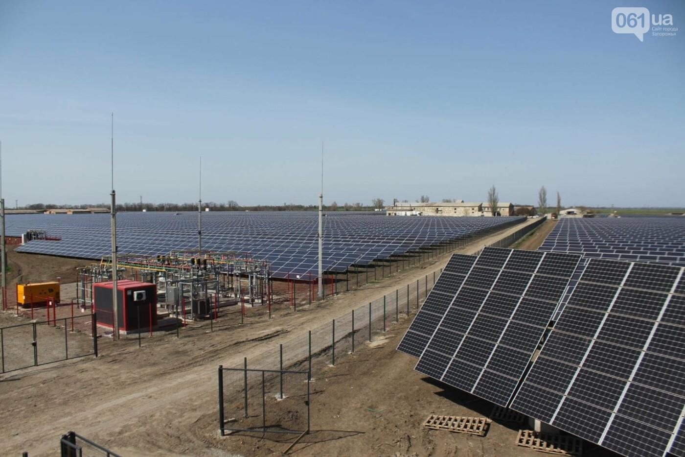 В запорожской громаде на месте свалки построили солнечную электростанцию: как она выглядит, – ФОТОРЕПОРТАЖ, фото-10