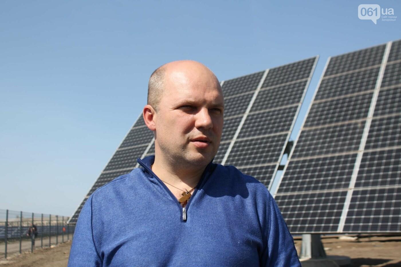 В запорожской громаде на месте свалки построили солнечную электростанцию: как она выглядит, – ФОТОРЕПОРТАЖ, фото-6