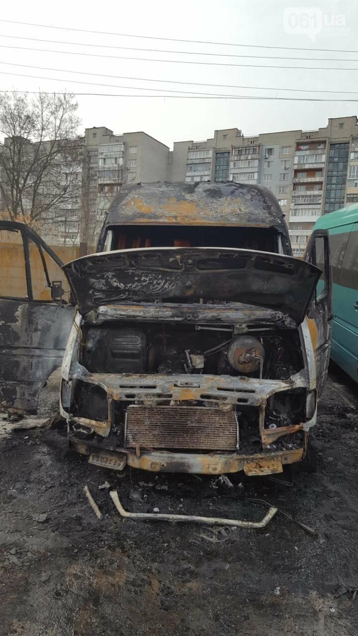 """""""Это была акция устрашения"""": в Запорожской области неизвестные подожгли три автобуса компании """"БасТур"""", фото-3"""
