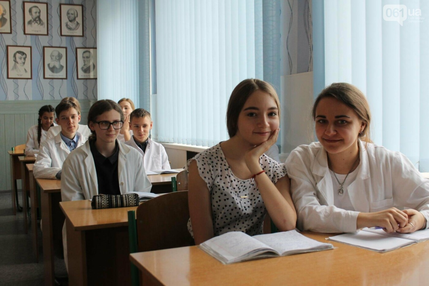 Одна из лучших школ Запорожья получила помощь от народного депутата Петра Сабашука: в гимназии №11 купили новую технику для нескольких каби..., фото-6