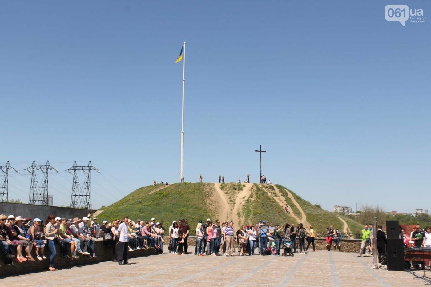 В Запорожье на Хортице концертом открыли туристический сезон: как это было, – ФОТОРЕПОРТАЖ, фото-11