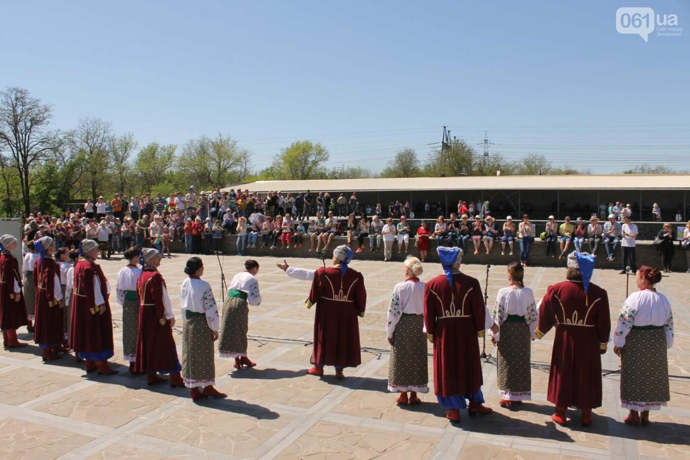 В Запорожье на Хортице концертом открыли туристический сезон: как это было, – ФОТОРЕПОРТАЖ, фото-5