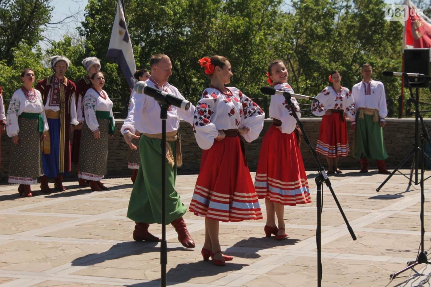 В Запорожье на Хортице концертом открыли туристический сезон: как это было, – ФОТОРЕПОРТАЖ, фото-6