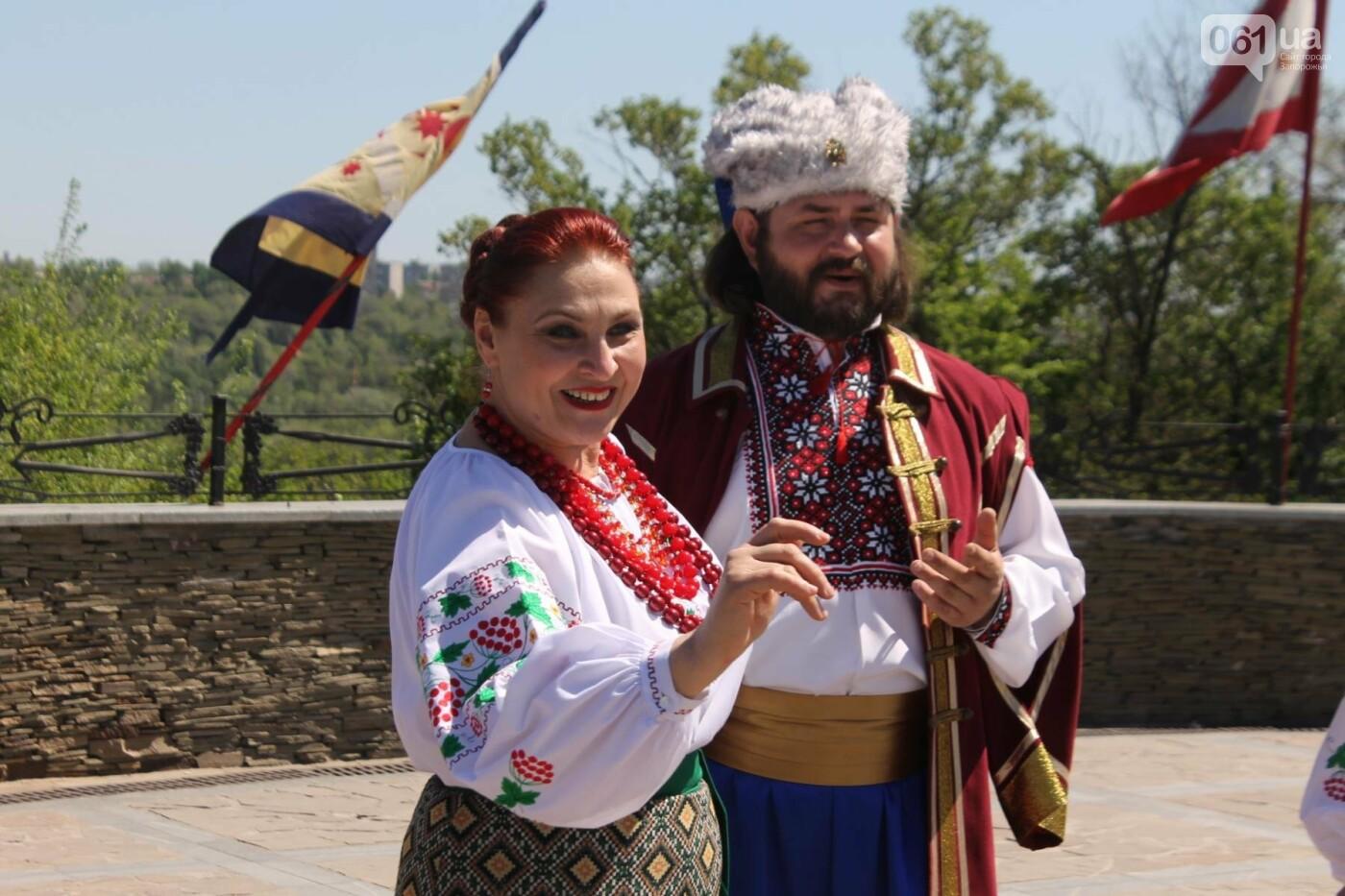 В Запорожье на Хортице концертом открыли туристический сезон: как это было, – ФОТОРЕПОРТАЖ, фото-1