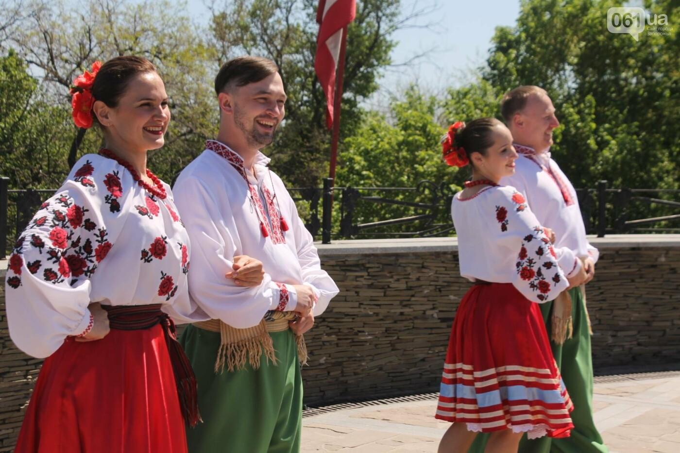 В Запорожье на Хортице концертом открыли туристический сезон: как это было, – ФОТОРЕПОРТАЖ, фото-3