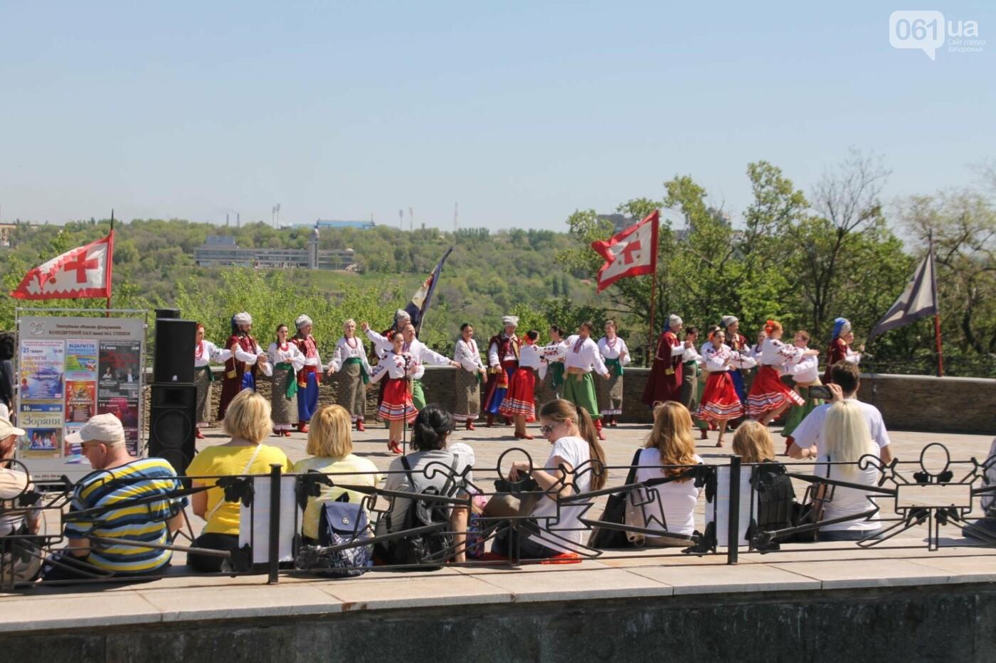 В Запорожье на Хортице концертом открыли туристический сезон: как это было, – ФОТОРЕПОРТАЖ, фото-4