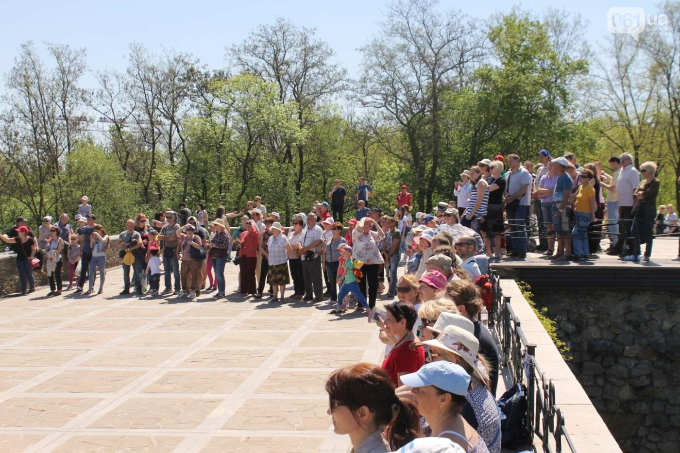 В Запорожье на Хортице концертом открыли туристический сезон: как это было, – ФОТОРЕПОРТАЖ, фото-7