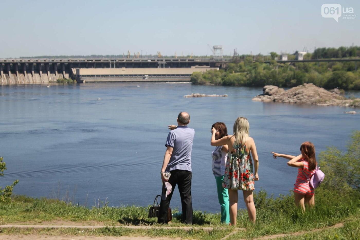 В Запорожье на Хортице концертом открыли туристический сезон: как это было, – ФОТОРЕПОРТАЖ, фото-14