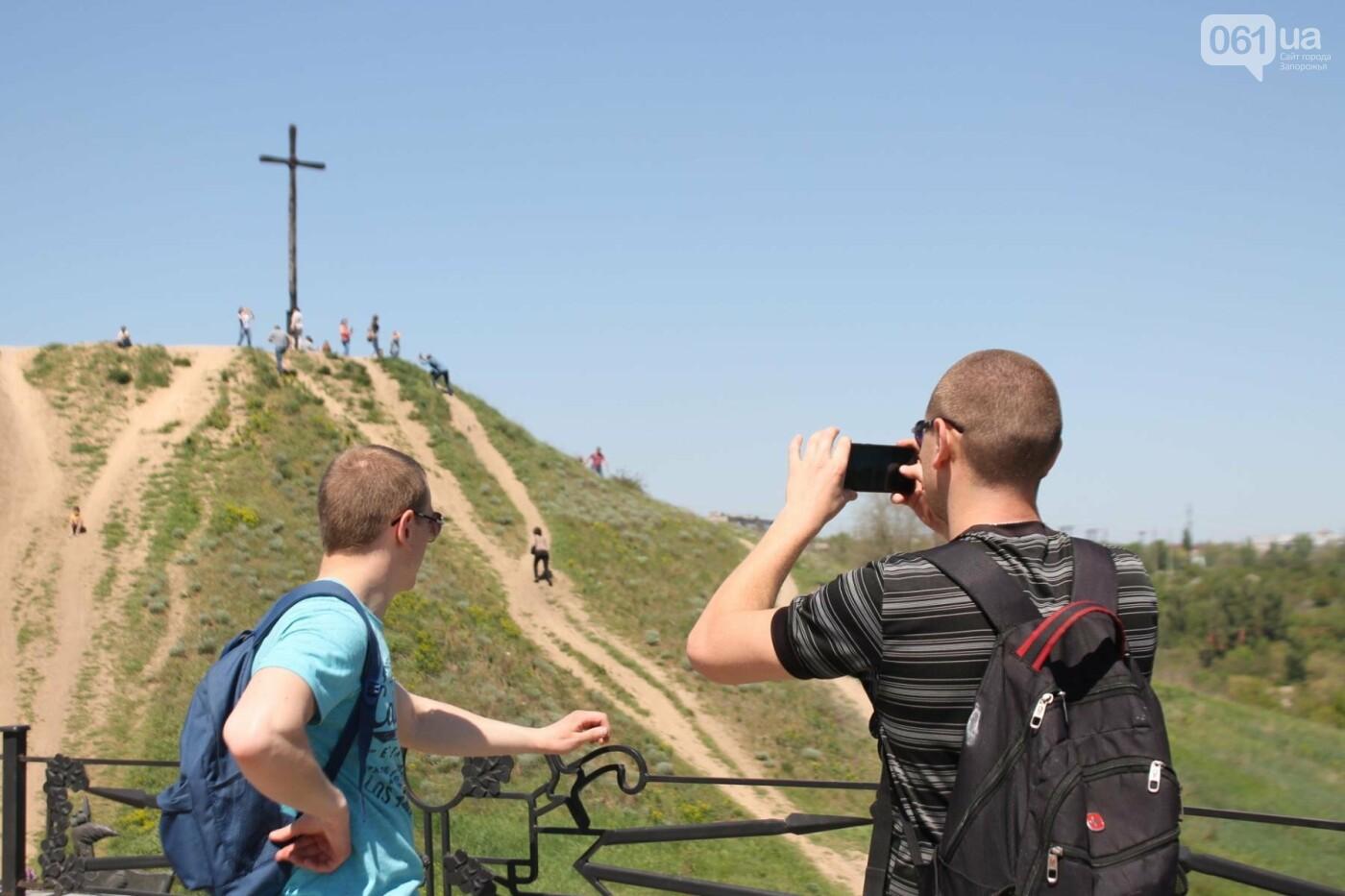 В Запорожье на Хортице концертом открыли туристический сезон: как это было, – ФОТОРЕПОРТАЖ, фото-10