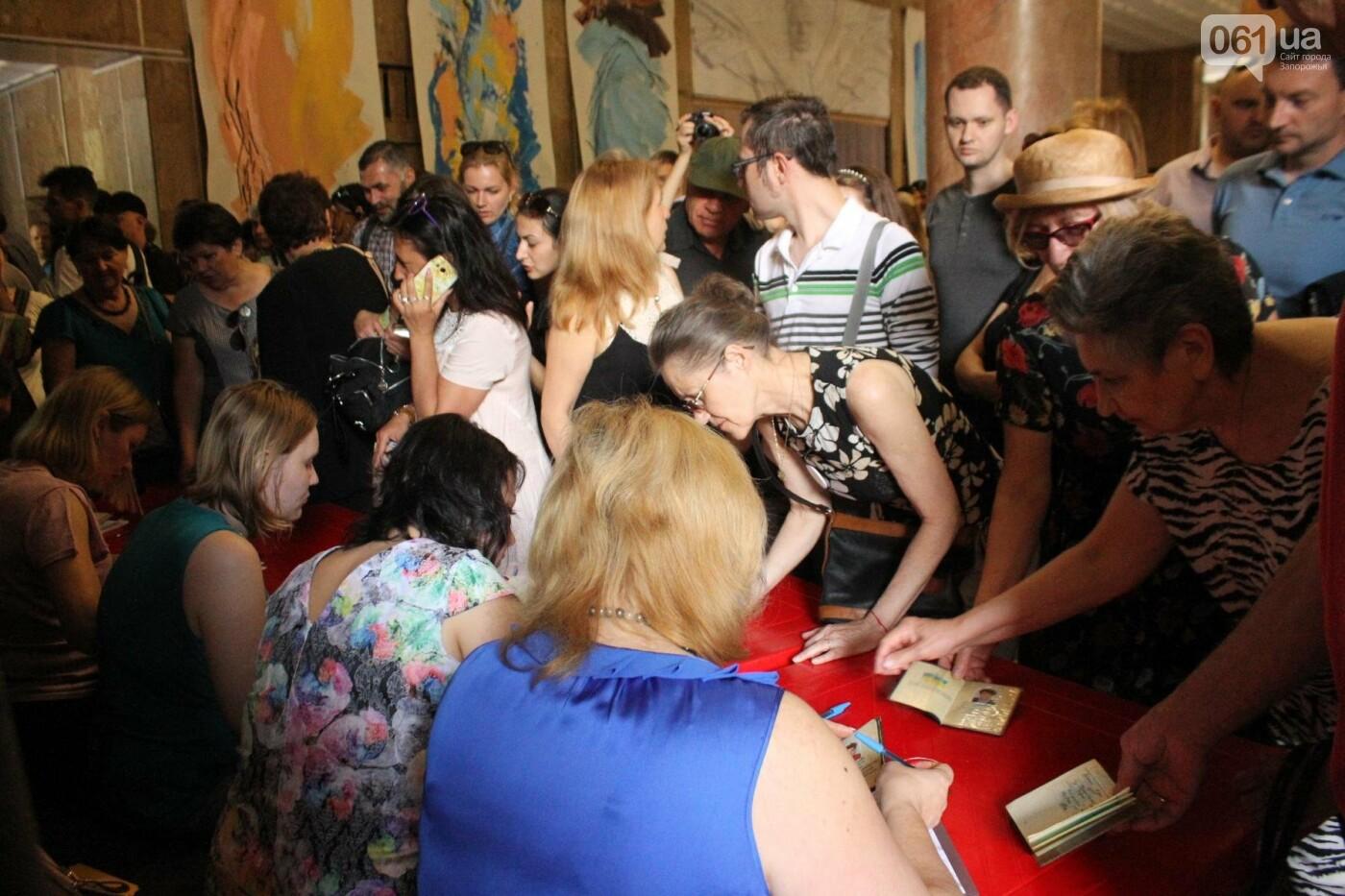 Как прошли общественные слушания о застройке сквера Яланского, – ФОТОРЕПОРТАЖ, фото-7