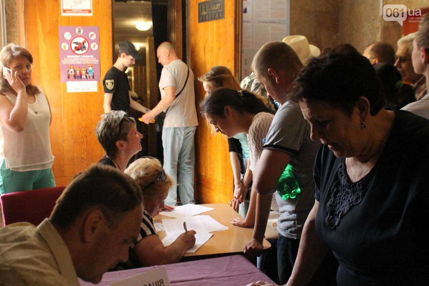Как прошли общественные слушания о застройке сквера Яланского, – ФОТОРЕПОРТАЖ, фото-4