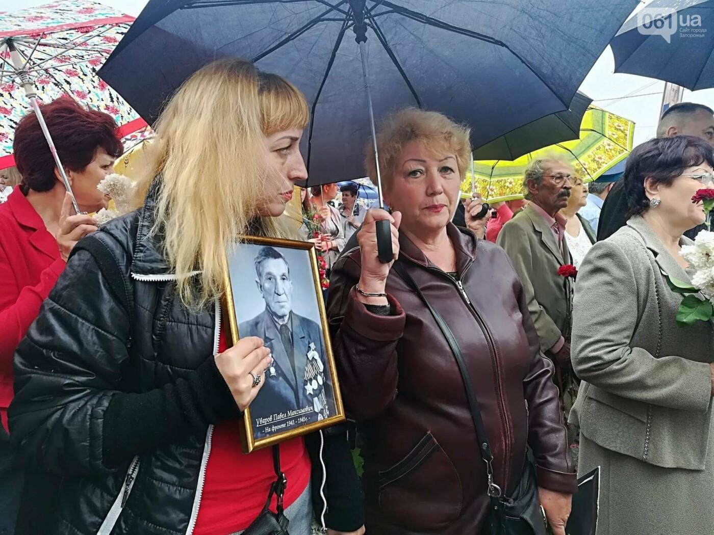 В Мелитополе митинг Балицкого закончился дракой - полиция просила снять георгиевские ленты, - ФОТО, ВИДЕО, фото-5
