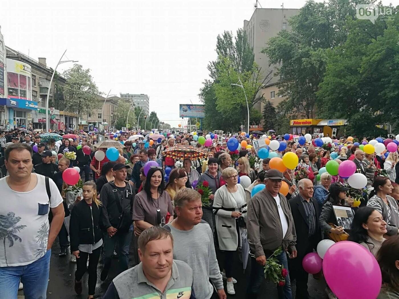В Мелитополе митинг Балицкого закончился дракой - полиция просила снять георгиевские ленты, - ФОТО, ВИДЕО, фото-15