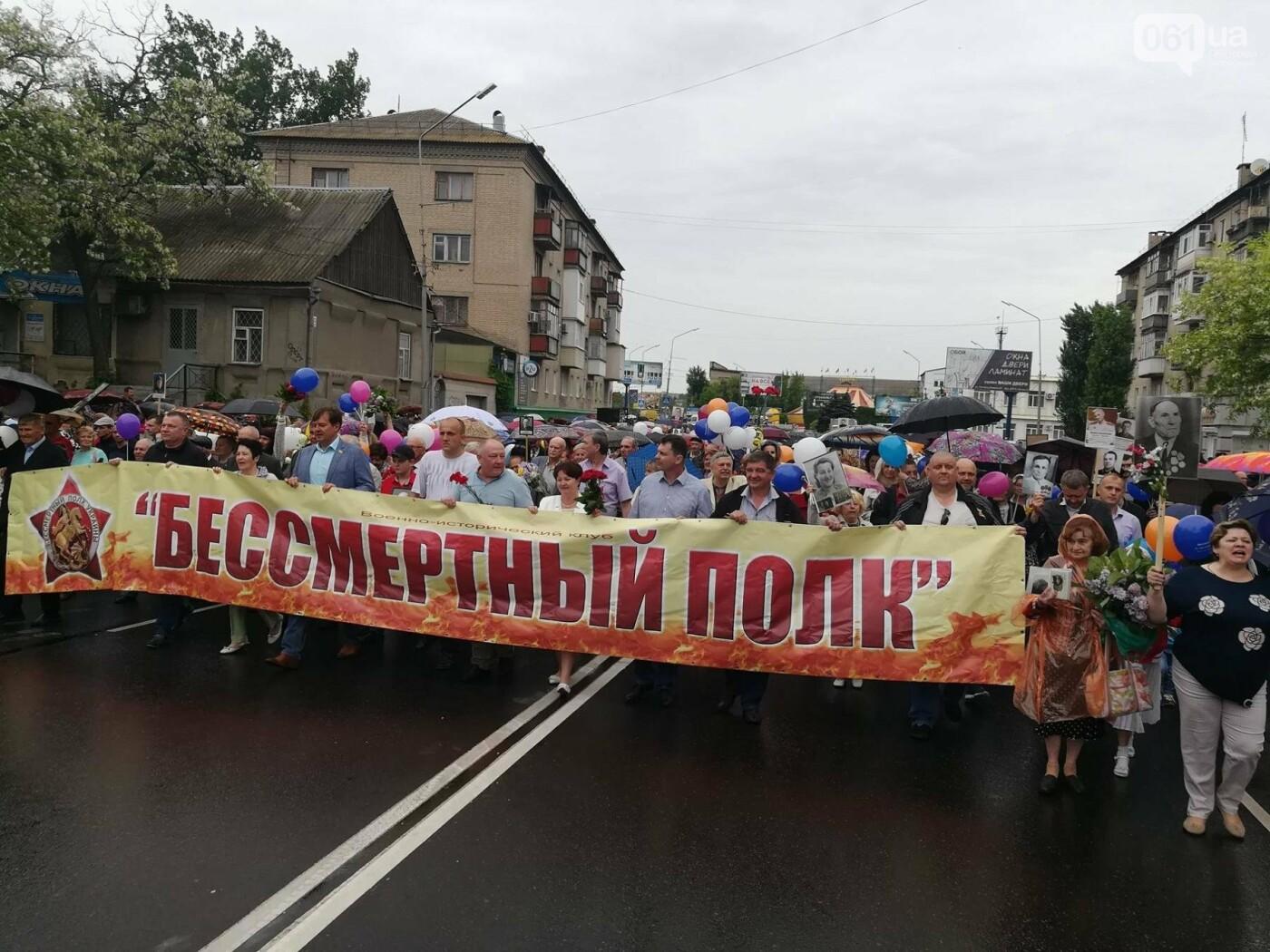 В Мелитополе митинг Балицкого закончился дракой - полиция просила снять георгиевские ленты, - ФОТО, ВИДЕО, фото-11