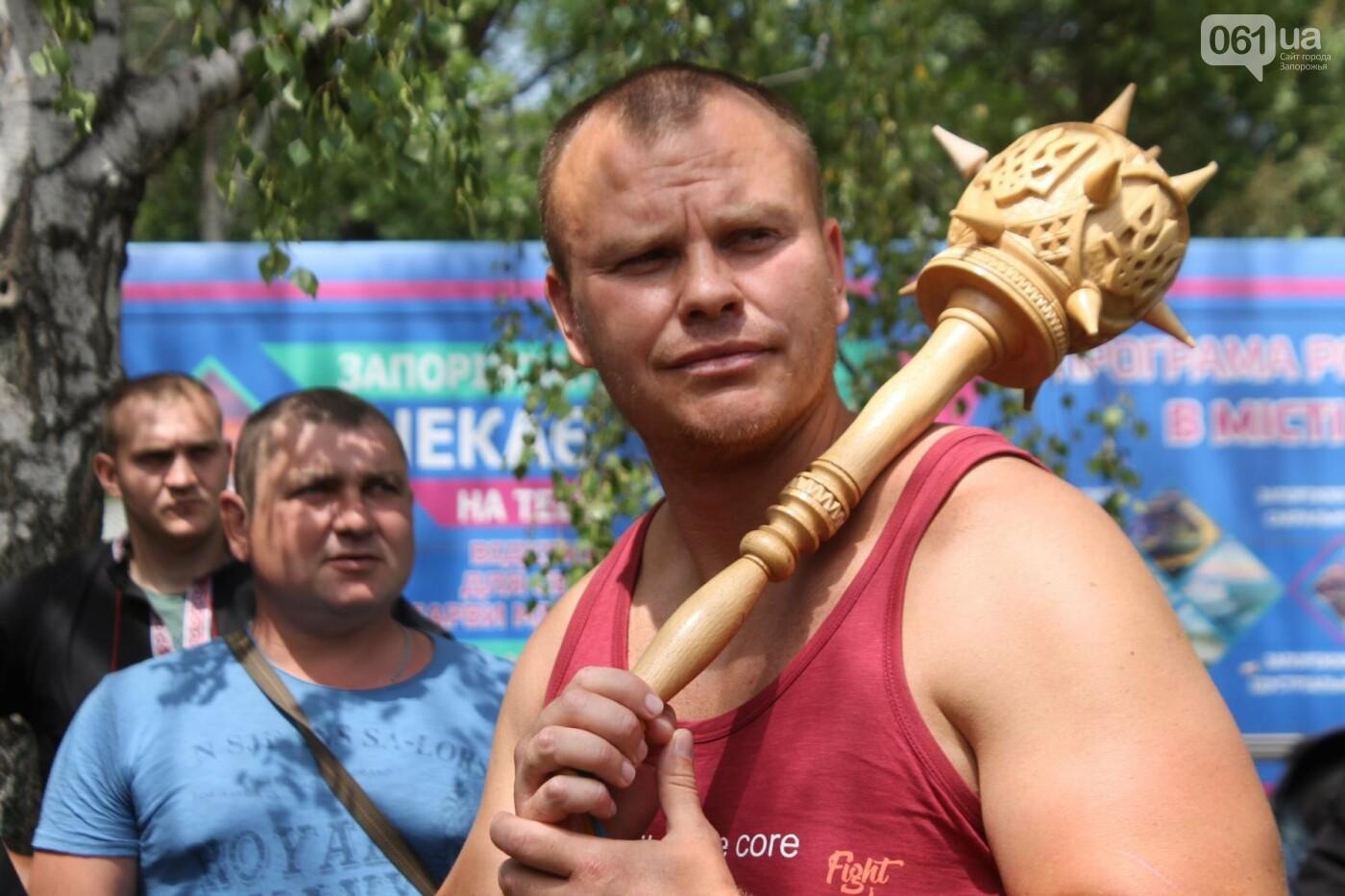 «Лава на лаву», борьба на поясах и ярмарка вышиванок: как в Запорожье прошли всеукраинские казацкие игры, – ФОТОРЕПОРТАЖ, фото-30