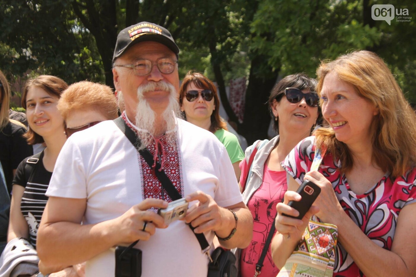 «Лава на лаву», борьба на поясах и ярмарка вышиванок: как в Запорожье прошли всеукраинские казацкие игры, – ФОТОРЕПОРТАЖ, фото-36