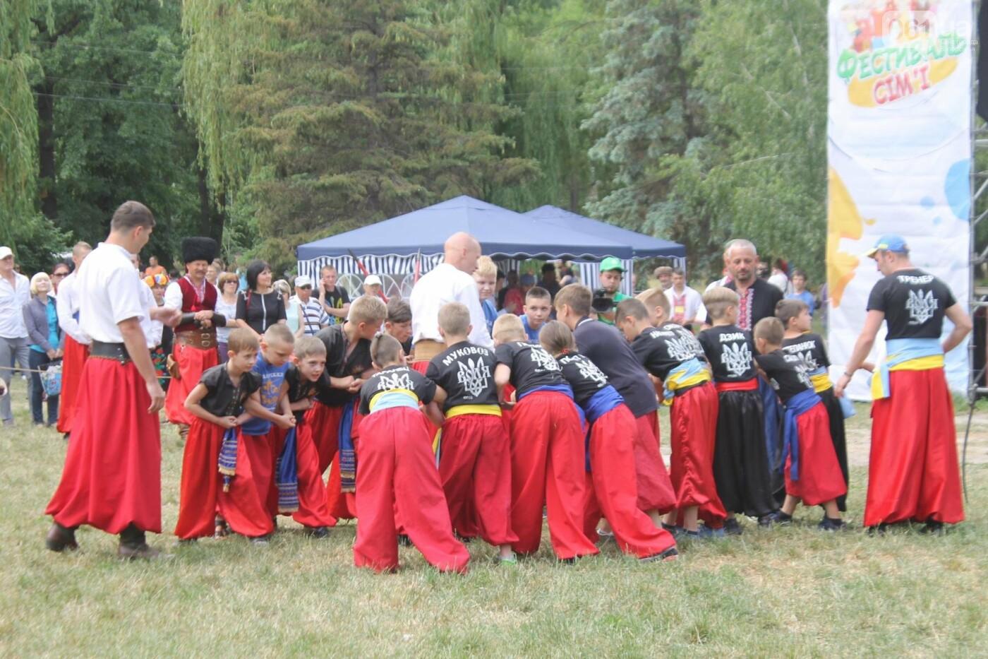 «Лава на лаву», борьба на поясах и ярмарка вышиванок: как в Запорожье прошли всеукраинские казацкие игры, – ФОТОРЕПОРТАЖ, фото-10