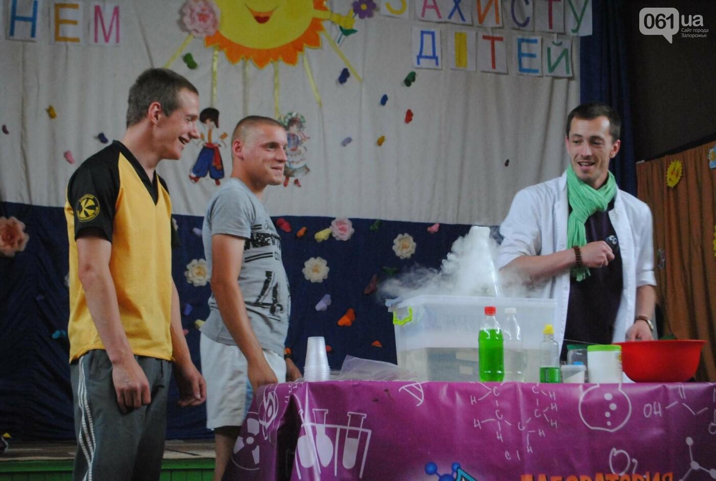 Фонд Александра Петровского поздравил воспитанников интерната, фото-10