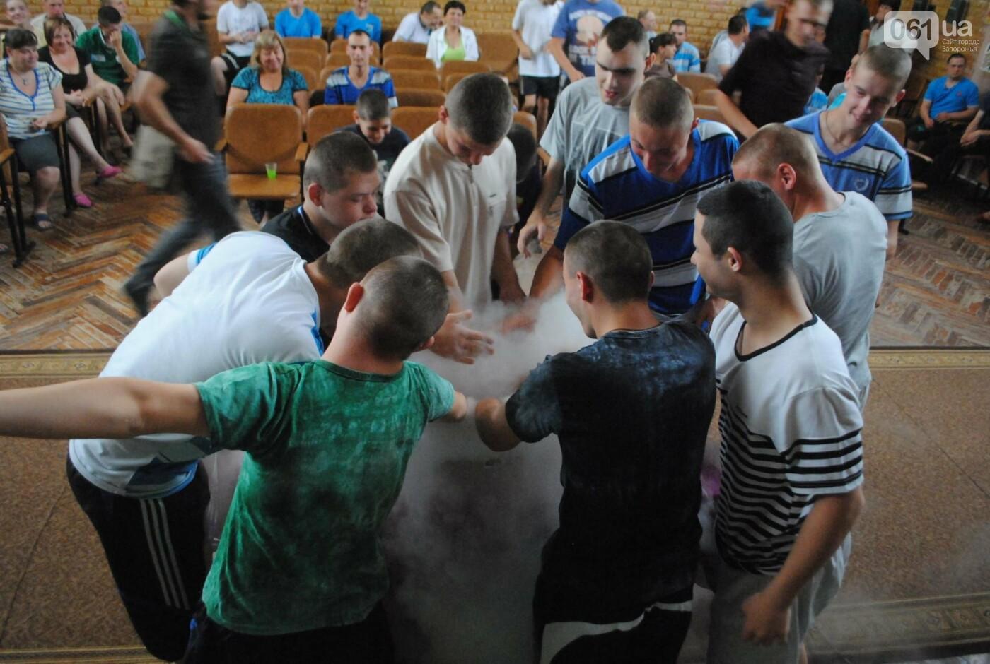 Фонд Александра Петровского поздравил воспитанников интерната, фото-20