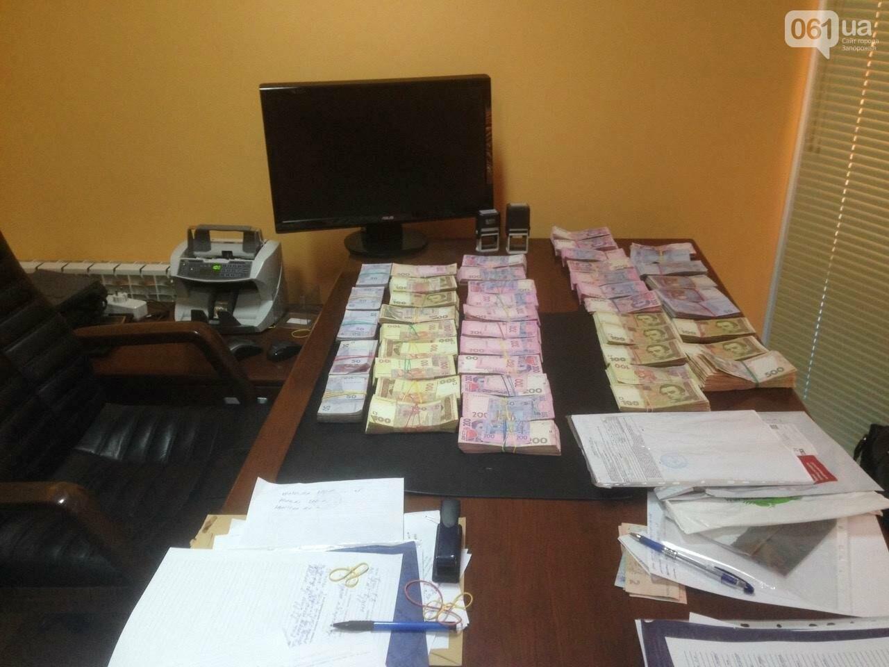 В Запорожье правоохранители арестовали авто и недвижимость организатора конвертационного центра, - ФОТО, фото-1