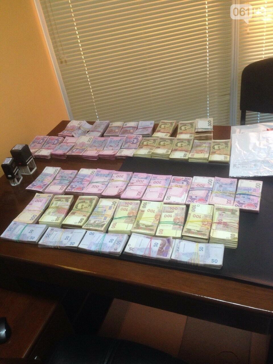 В Запорожье правоохранители арестовали авто и недвижимость организатора конвертационного центра, - ФОТО, фото-2