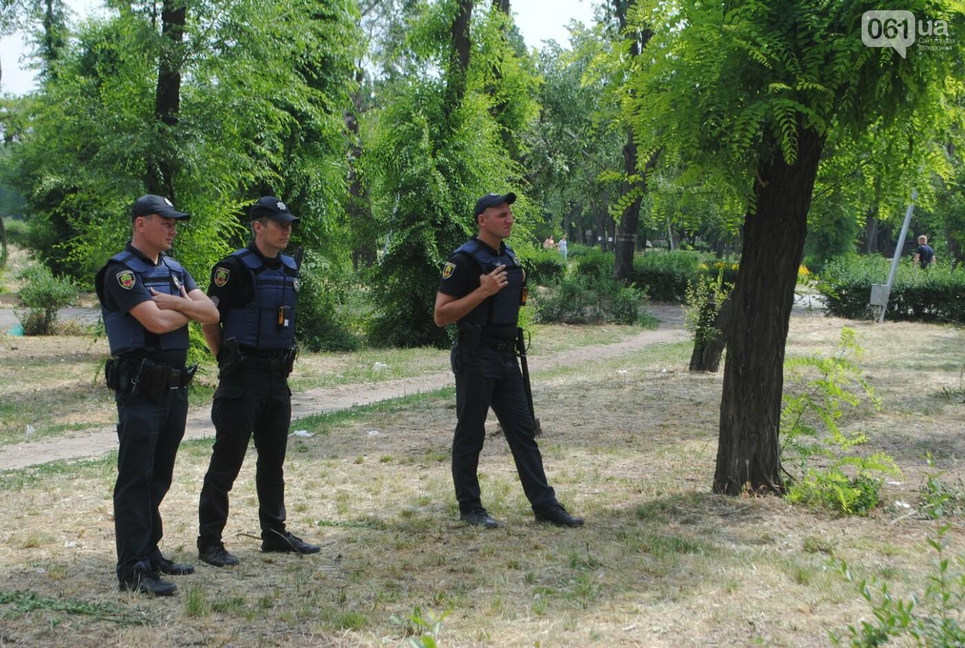 Протест в парке Яланского в лицах, - колоритный ФОТОРЕПОРТАЖ, фото-4