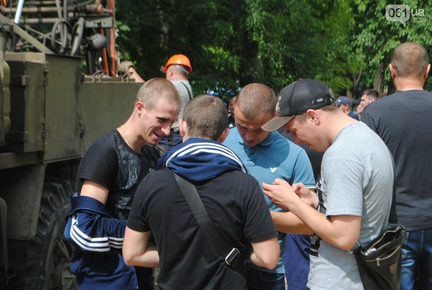 Протест в парке Яланского в лицах, - колоритный ФОТОРЕПОРТАЖ, фото-5