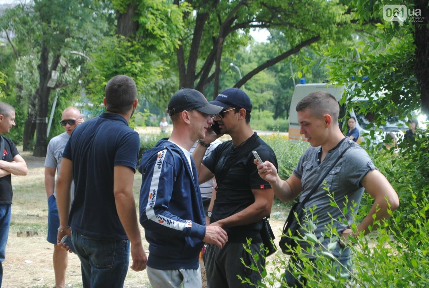 Протест в парке Яланского в лицах, - колоритный ФОТОРЕПОРТАЖ, фото-37