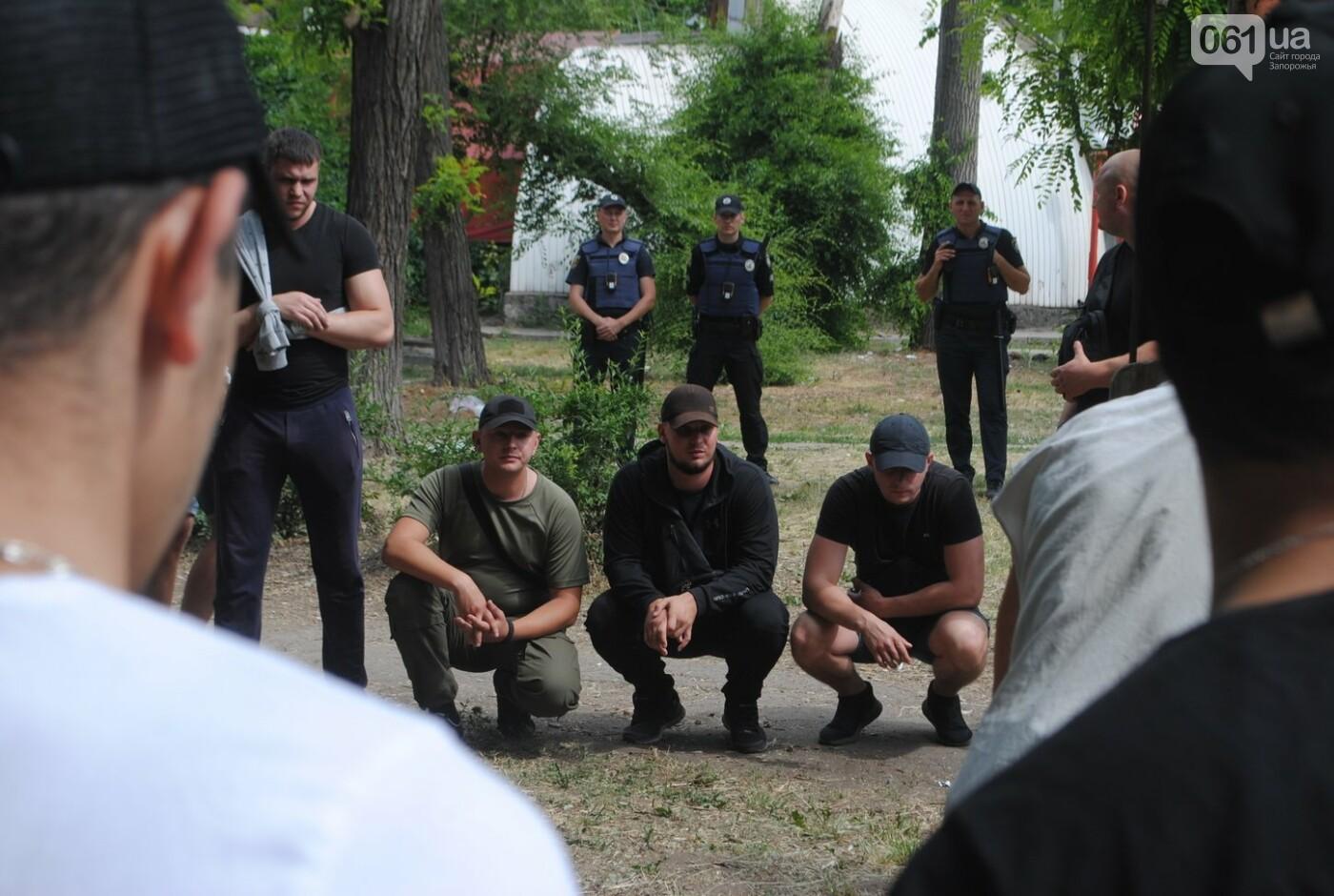 Протест в парке Яланского в лицах, - колоритный ФОТОРЕПОРТАЖ, фото-19