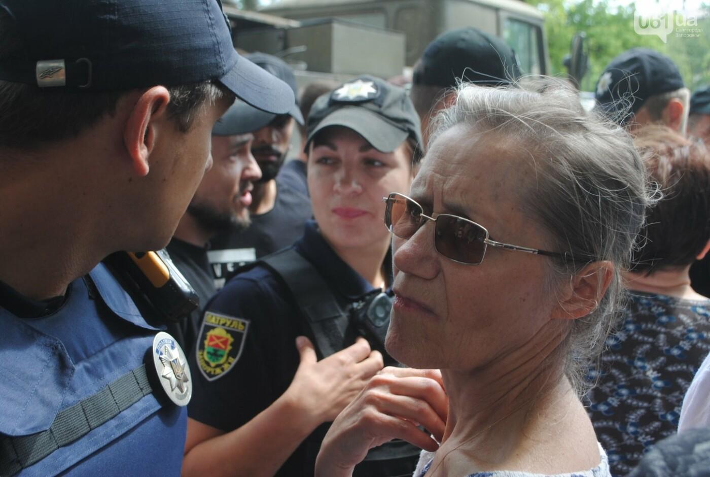 Протест в парке Яланского в лицах, - колоритный ФОТОРЕПОРТАЖ, фото-13