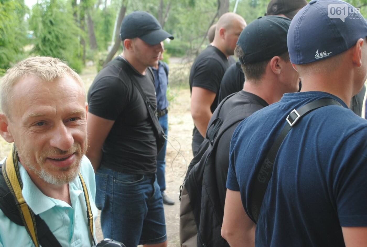 Протест в парке Яланского в лицах, - колоритный ФОТОРЕПОРТАЖ, фото-20