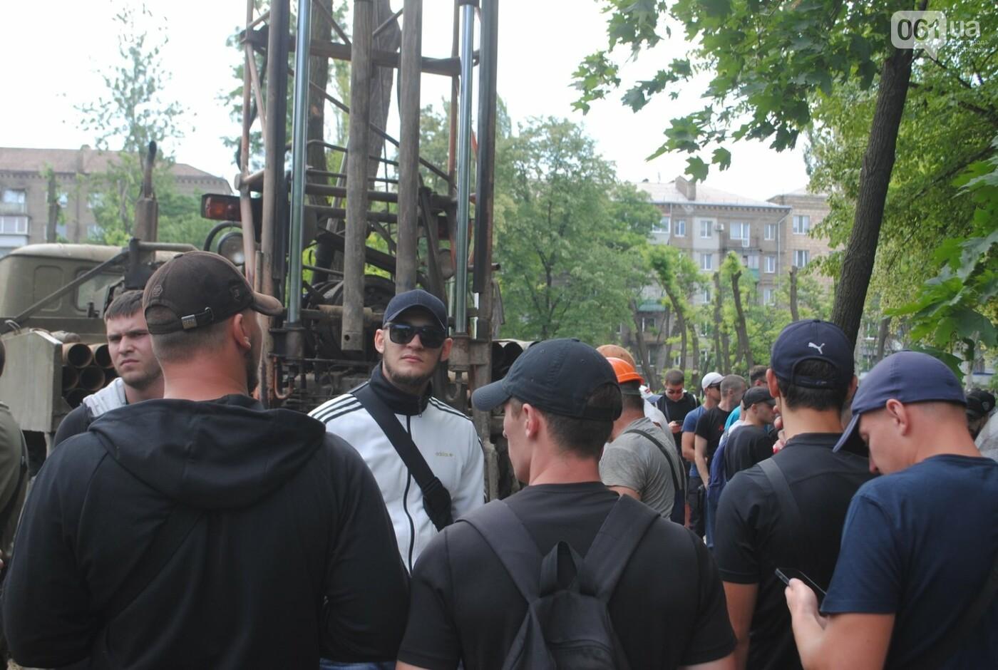 Протест в парке Яланского в лицах, - колоритный ФОТОРЕПОРТАЖ, фото-29