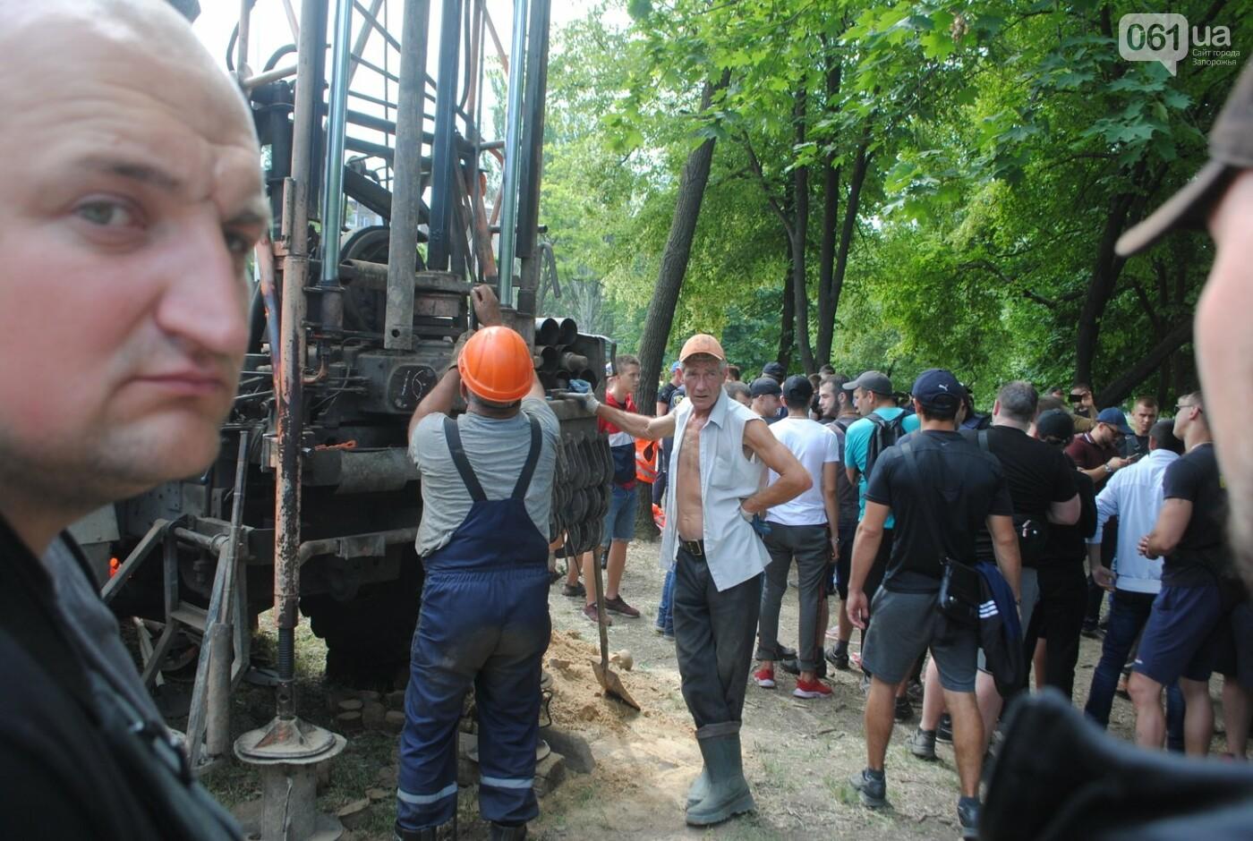 Протест в парке Яланского в лицах, - колоритный ФОТОРЕПОРТАЖ, фото-32