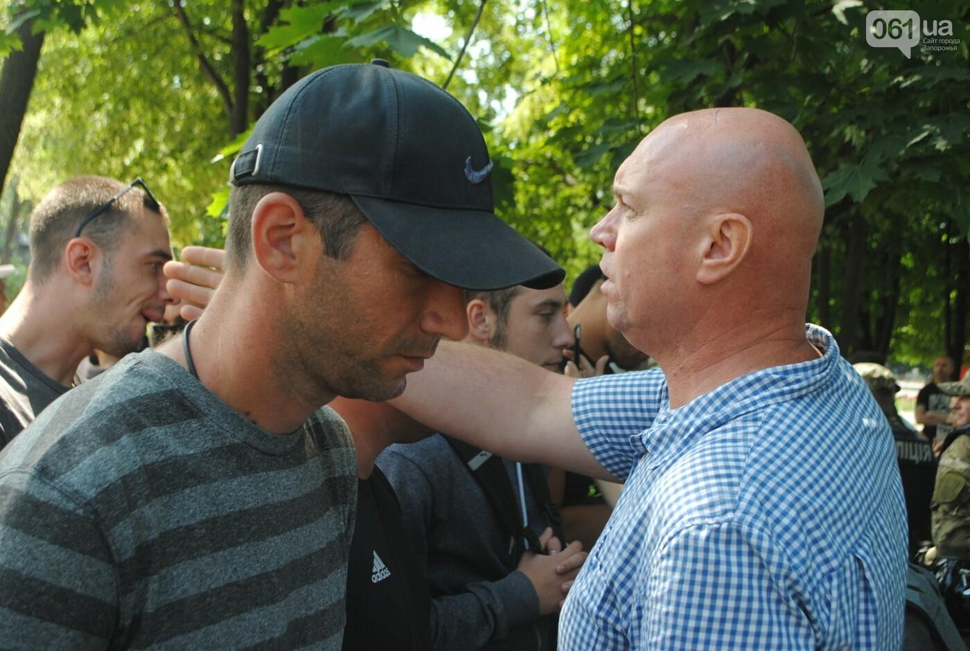 Протест в парке Яланского в лицах, - колоритный ФОТОРЕПОРТАЖ, фото-14
