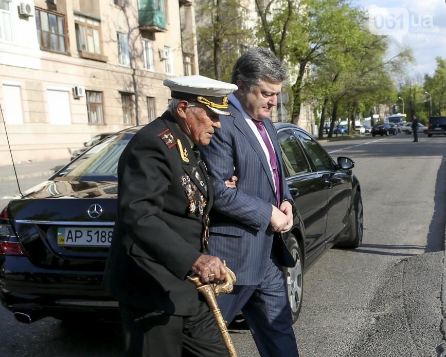 Едет-не едет: Как часто Порошенко приезжает в Запорожье и что о запорожцах пишут на сайте президента, фото-18