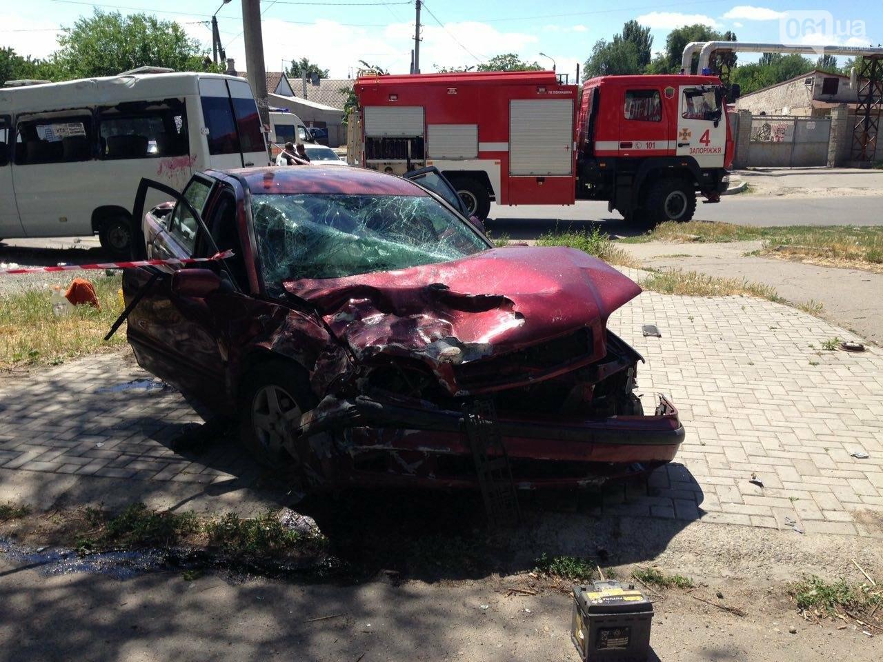 Виновник смертельного ДТП с маршруткой в Запорожье был под метадоном, марихуаной и амфетамином, фото-1