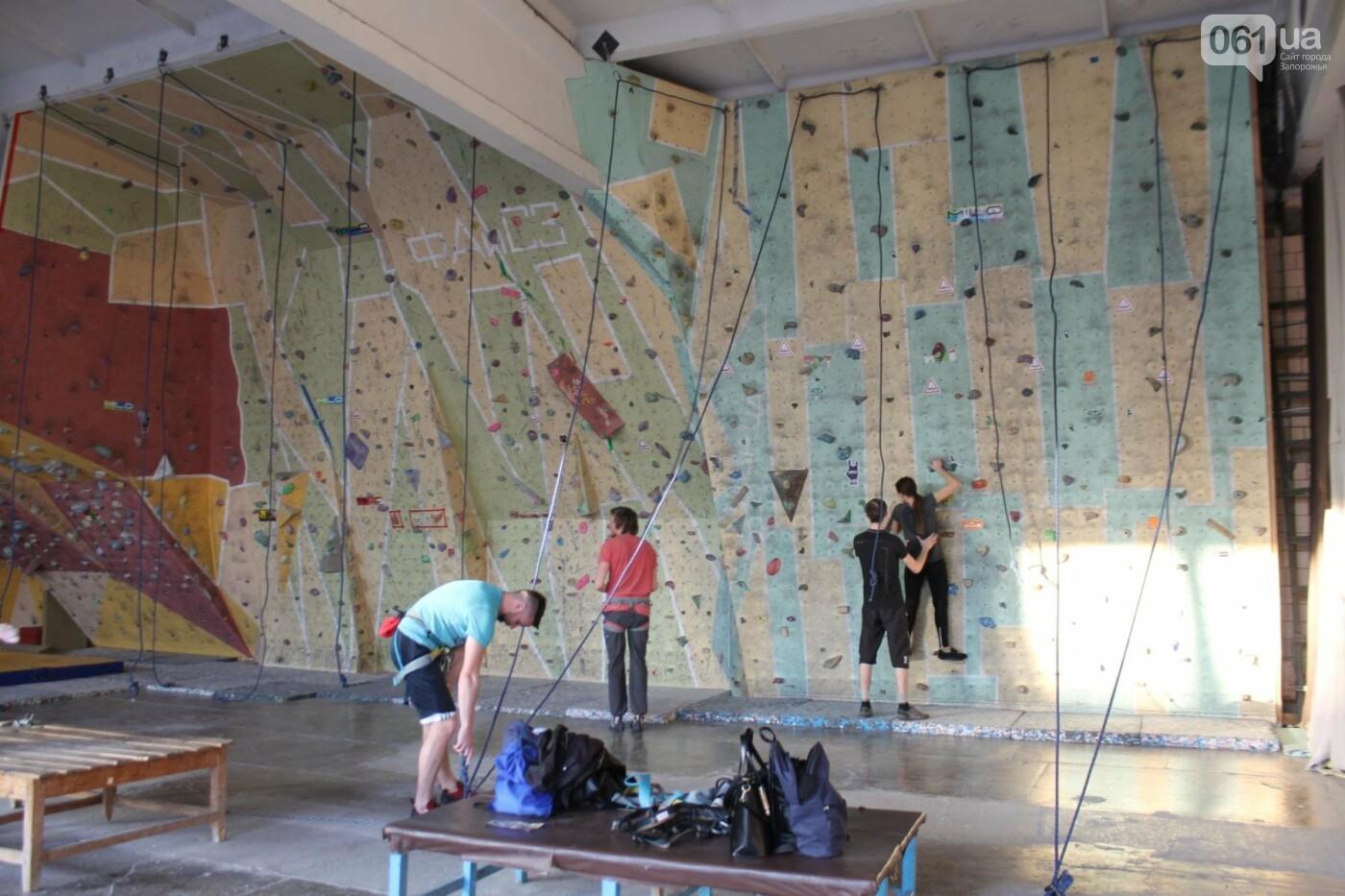 Чем заняться в Запорожье: пойти на скалодром, – ФОТОРЕПОРТАЖ, фото-13
