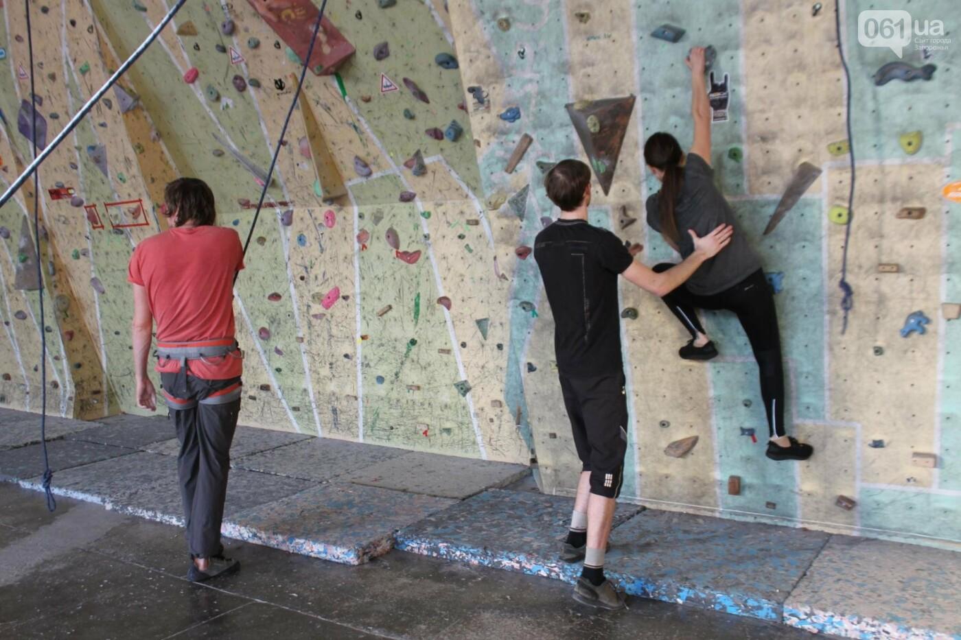Чем заняться в Запорожье: пойти на скалодром, – ФОТОРЕПОРТАЖ, фото-21