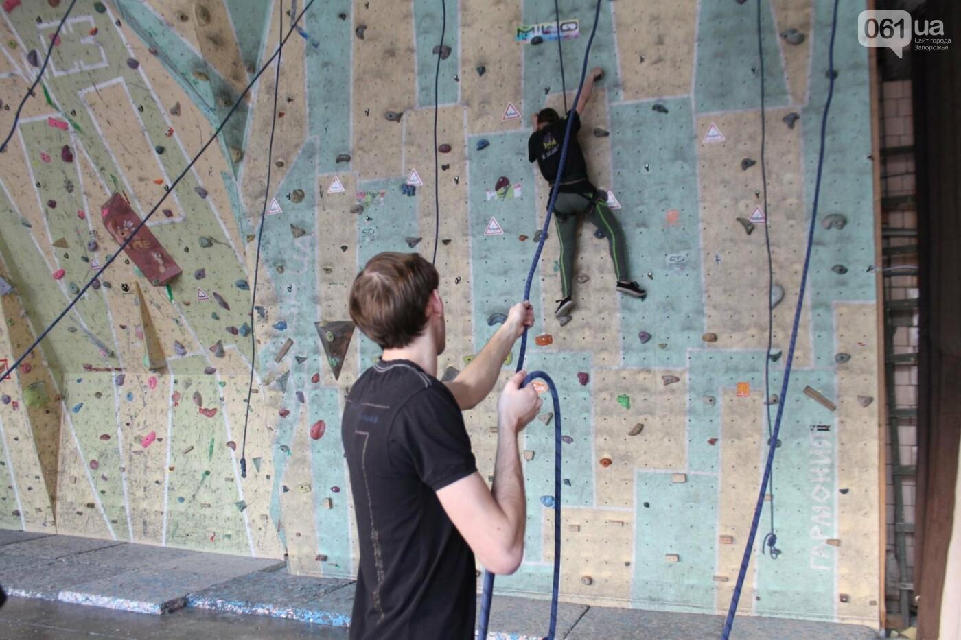 Чем заняться в Запорожье: пойти на скалодром, – ФОТОРЕПОРТАЖ, фото-23