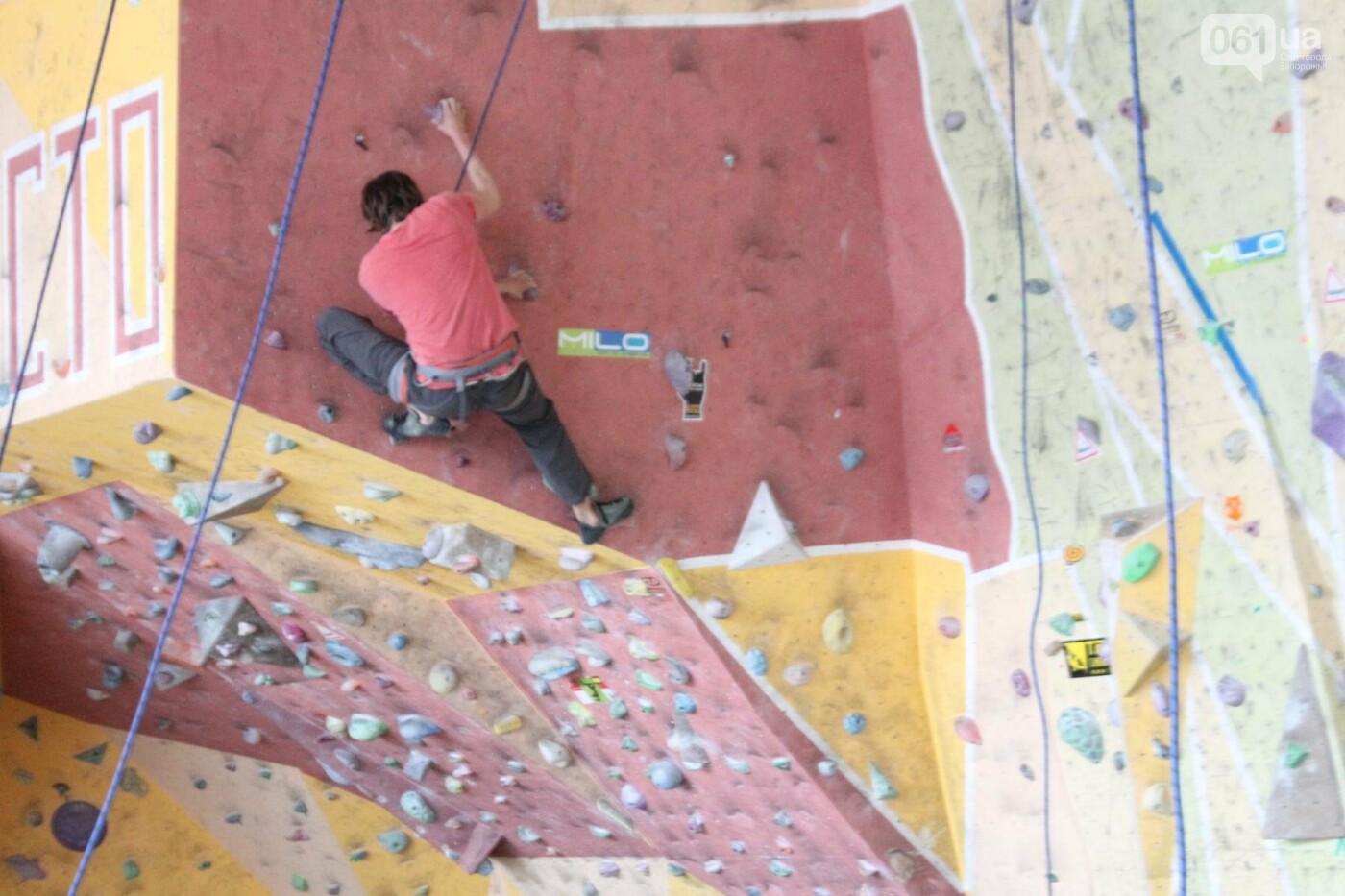 Чем заняться в Запорожье: пойти на скалодром, – ФОТОРЕПОРТАЖ, фото-3