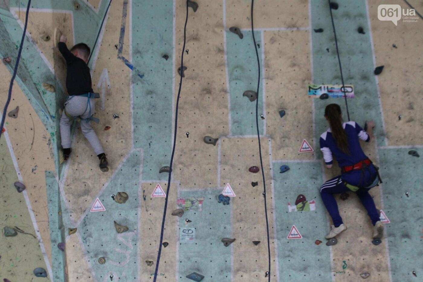 Чем заняться в Запорожье: пойти на скалодром, – ФОТОРЕПОРТАЖ, фото-16